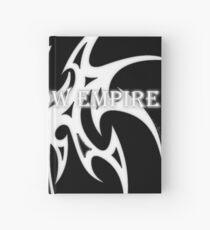 The Shadow Empire Somatus White Hardcover Journal