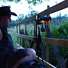 Shooting at Dusk by Jo Ross