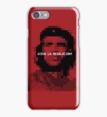 Viva la resolución! iPhone Case/Skin