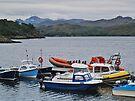 Loch Gairloch by WatscapePhoto