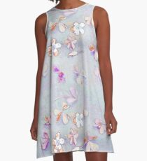 Dancing with the wind A-Line Dress