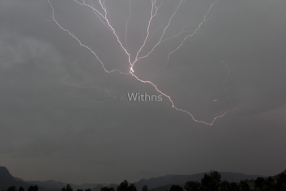 Lightning One by Withns