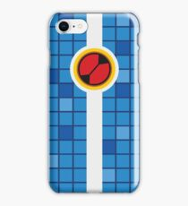 PET- Mega Man Light iPhone Case/Skin