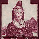 Hessen Trachten...Hesse Folk Costume by edsimoneit
