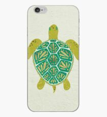 Green Sea Turtle iPhone-Hülle & Cover