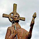 St Cuthbert by Carol Bleasdale