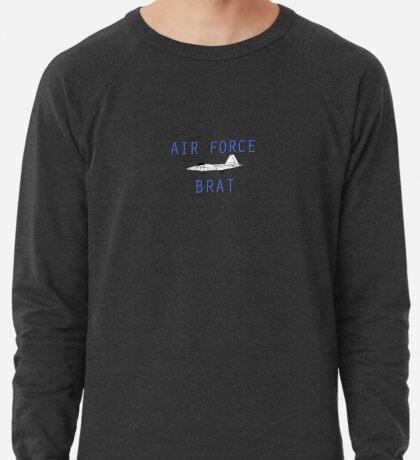 F-22 Air Force Brat Lightweight Sweatshirt