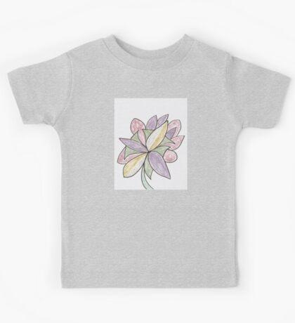 Carnivaled Flowers (a Bouquet of Pastel Colours) Kids Clothes