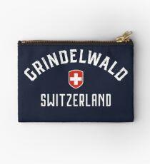 Grindelwald Switzerland Zipper Pouch