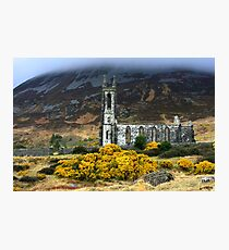 Dunlewy Church Photographic Print