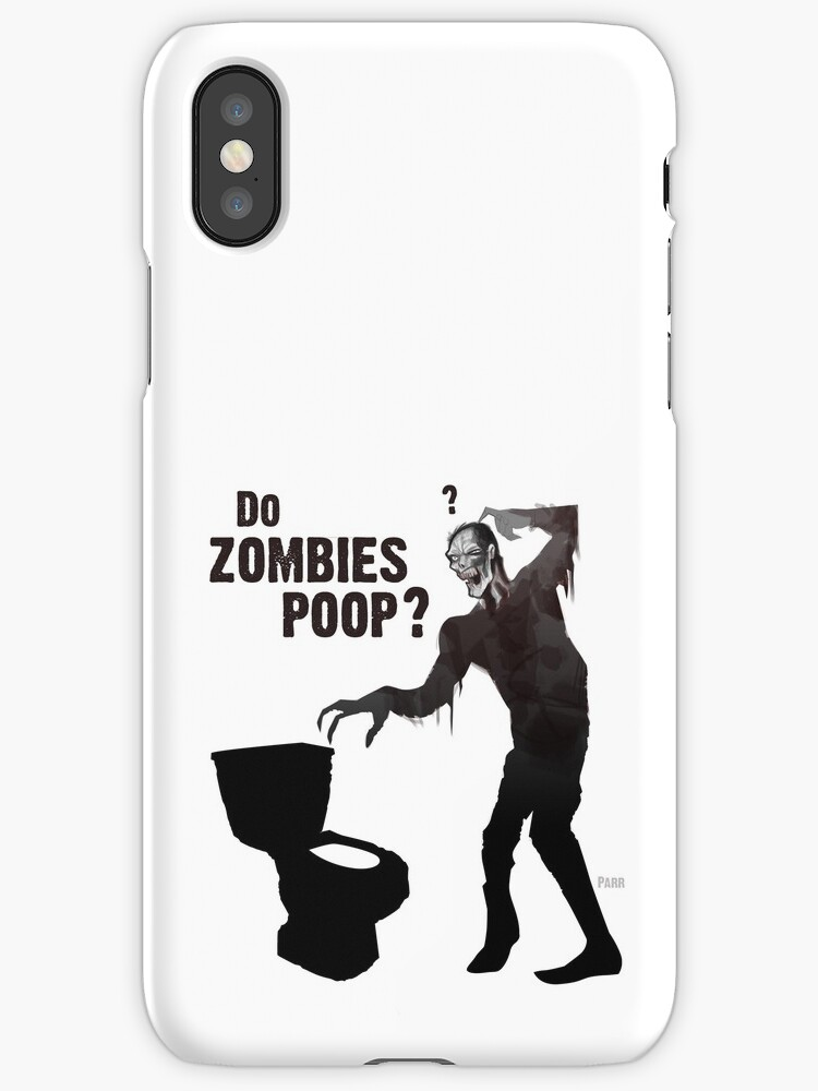Do zombies poop? by Shonuff  Studio
