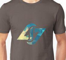 Sunset Geometry CLG Unisex T-Shirt
