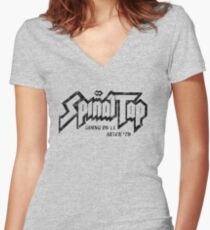 Spinal Tap - Since '79 Women's Fitted V-Neck T-Shirt