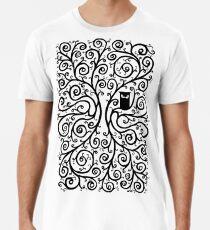 Die Eule Premium T-Shirt