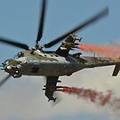 Mil Mi 35  Czech Air Force by Andy Jordan