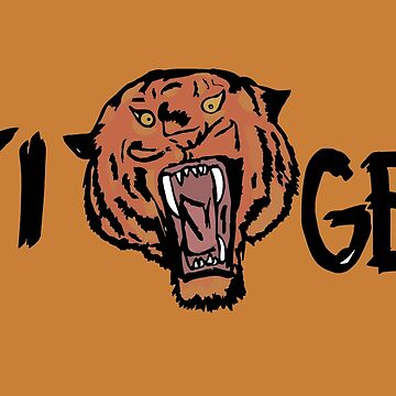 Tiger by Logan81