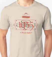 Since 1935 (Red&Black) Unisex T-Shirt
