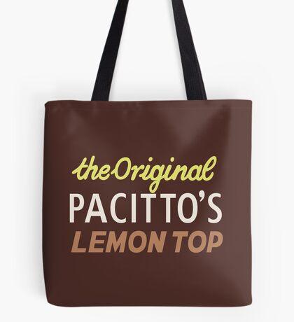 NDVH Pacitto's Lemon Top Tote Bag
