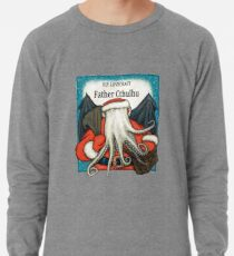 Father Cthulhu Lightweight Sweatshirt