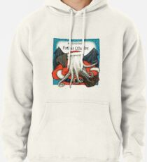 Father Cthulhu Pullover Hoodie