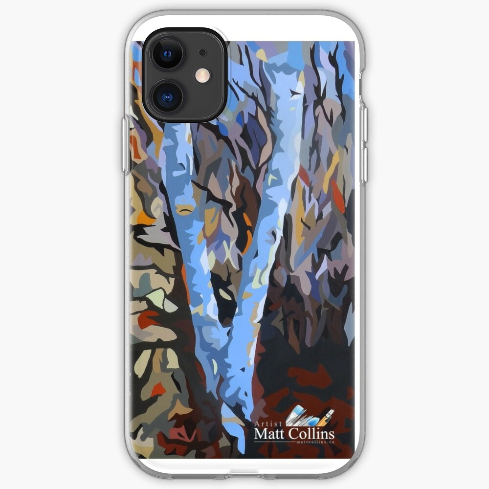 'In The Thick of It' iPhone Soft Case