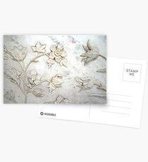 Taj Flowers Postcards