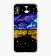 Außerirdischer Highway iPhone-Hülle & Cover