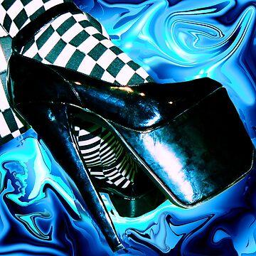 60's Heels by Dawsey