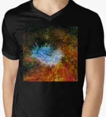 Dendrification 9 V-Neck T-Shirt