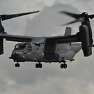 Bell-Boeing CV-228 Osprey(United States Air Force) by Andy Jordan