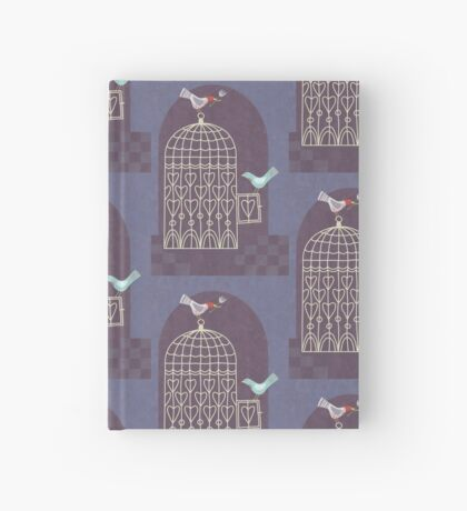 Leaving the Birdcage Hardcover Journal