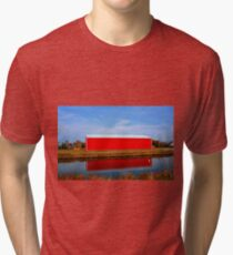 Implement Shed Tri-blend T-Shirt