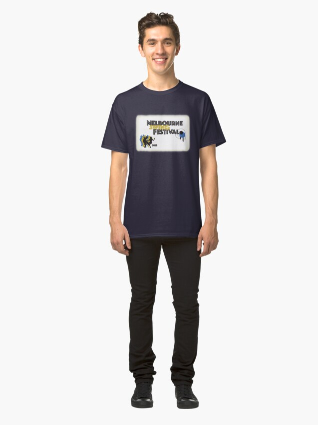 Alternate view of Melbourne Swing Festival 2019 Classic T-Shirt