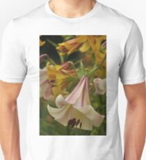 "Trumpet Lily ""Easter Morn"" Unisex T-Shirt"