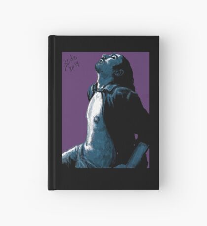 """""""His Chest, 2014"""" Hardcover Journal"""