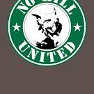 NO-KILL UNITED : LOGO by Anthony Trott