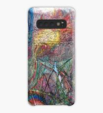 The Atlas Of Dreams - Color Plate 49 Case/Skin for Samsung Galaxy