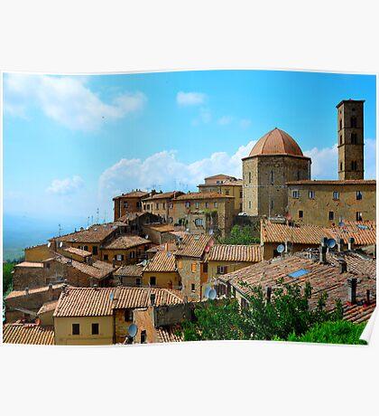 Volterra - Town of Twilight III Poster