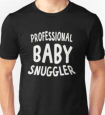 fb3cab84 Professional Baby Snuggler Slim Fit T-Shirt
