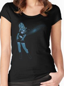 Girls are from Venus Women's Fitted Scoop T-Shirt