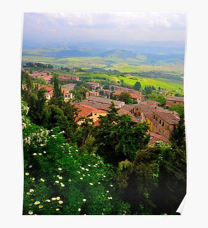 Volterra - Town of Twilight VI Poster