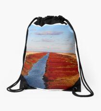 Red River Floodway Drawstring Bag