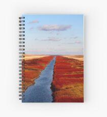 Red River Floodway Spiral Notebook