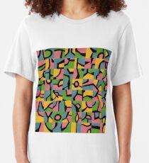 la lutte Slim Fit T-Shirt