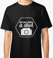 Digitalkamera Classic T-Shirt