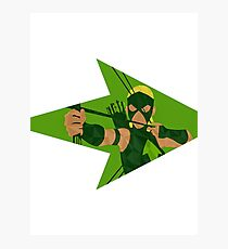 Artemis - Young Justice Photographic Print