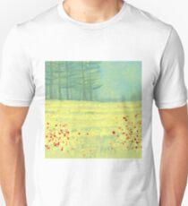 Meadow near Périgueux Unisex T-Shirt
