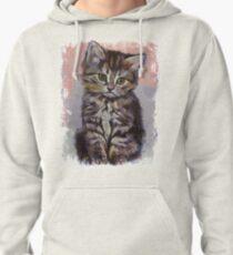 Kitten Pullover Hoodie