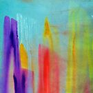 Swathe of colours 6 ( Anvil Chorus ) by Tony Broadbent