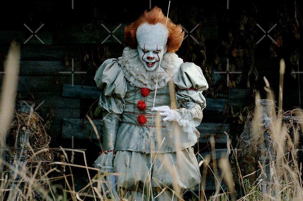 Horror-Clown von Star-search